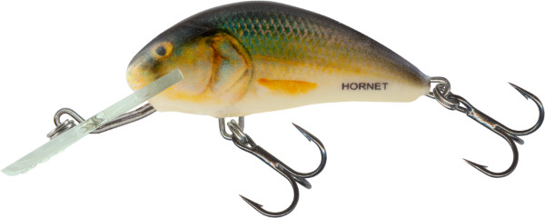 Leurre Salmo Hornet 4cm, couleurs USA! (26 options) - Real Roach