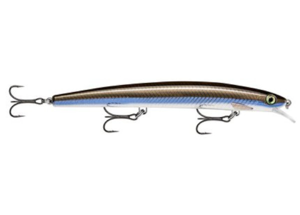 Rapala Max Rap (choix entre 15 options) - Live Lanzon