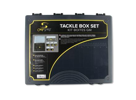 Carp Spirit Tackle Box Set