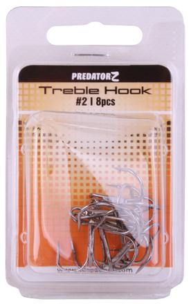 Predator-Z Treble Hook (choix entre 8 options)
