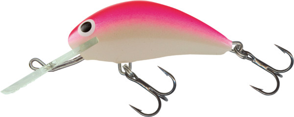 Leurre Salmo Hornet 5cm, couleurs USA! (7 options) - Pink Shiner