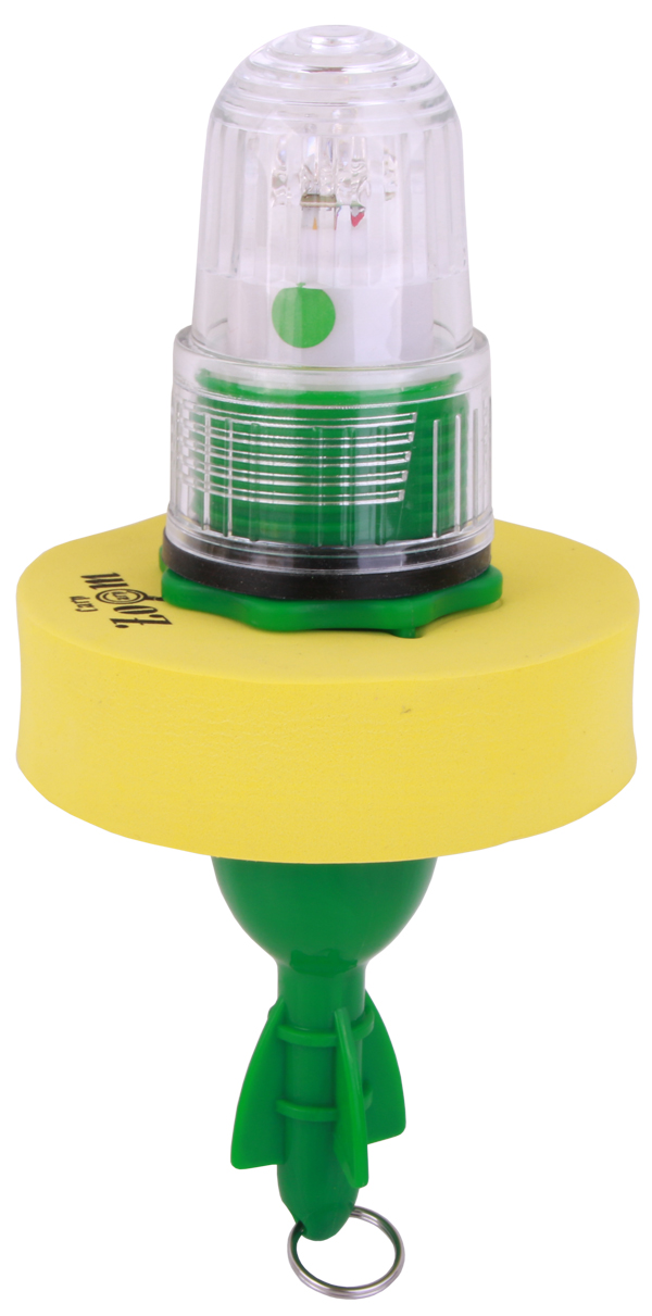 Carp Zoom Floating Marker Light (choix entre 3 options) - Green
