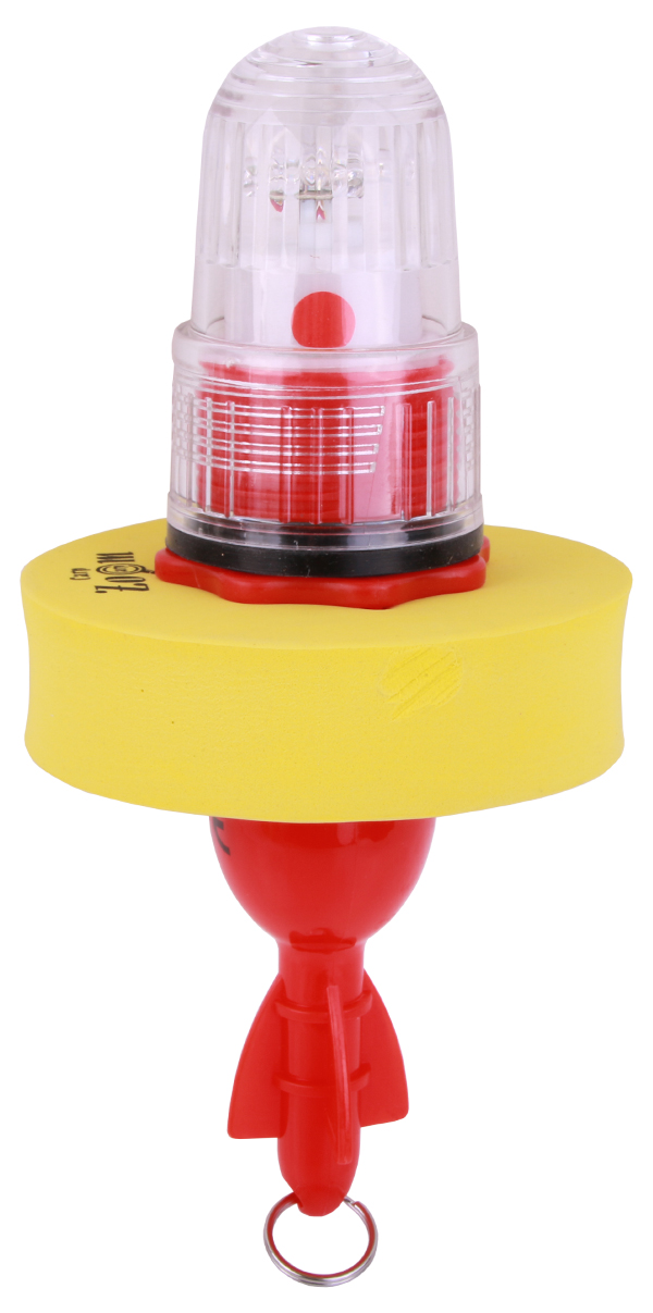 Carp Zoom Floating Marker Light (choix entre 3 options) - Red