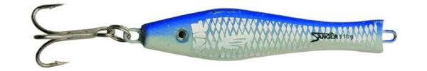 Aquantic 3D Holo Pilker 400 gr (choix entre 5 options) - Blue / Silver