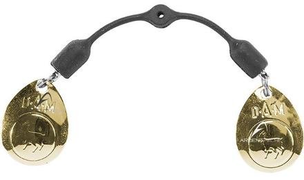 Effzett Twin Spinner Blades Spreader , augmenter l'attractivité de votre jig ou leurre souple ! (choix entre 4 options)