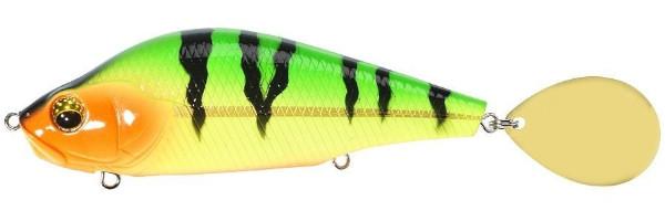 Sébile Spin Glider 115 (choix entre 5 options) - Firetiger Gold: