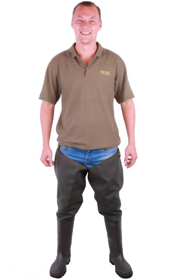 PROS Thigh Waders (Disponible en taille 42 jusqu'à 46)