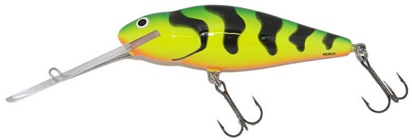 Salmo Perch SDR 14cm (choix entre 4 options) - Green Tiger (GRT)