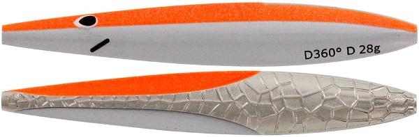 Westin D360 Distance, cuillère tournante pour les carnassiers marins (choix entre 2 options) - Hottie