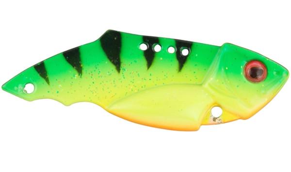 Spro Teppan Vib 21 et 28 gramme (Choix entre 20 options) - Fire Tiger
