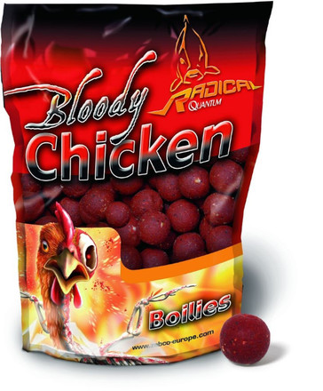 1kg Radical Bloody Chicken Bouillettes (choix entre 2 options)