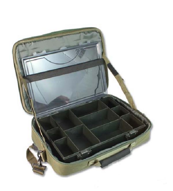 NGT Sac de pêche avec boîtes de pêche