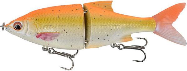 Savage Gear 3D Roach Shine Glider 180 (choix entre 8 options) - Goldfish