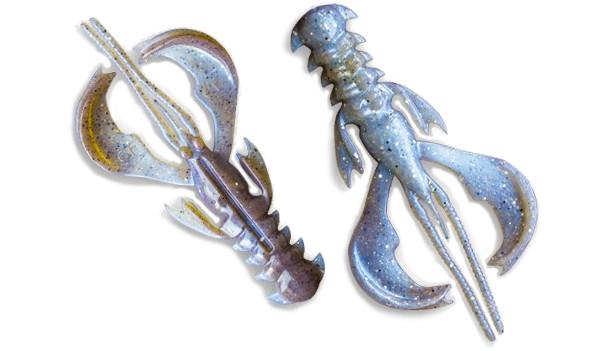 """Crazyfish Nimble 5"""", 3 pièces ! (choix entre 4 options) - 3D"""