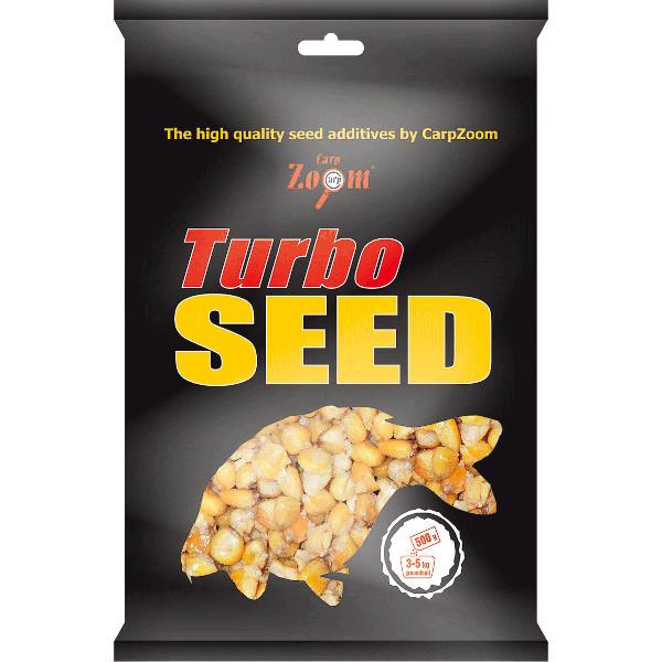 Carp Zoom Turbo Seed 500 gr (choix entre 5 options)