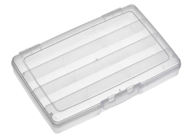Panaro 191 Boîte de pêche 245 x 165 x 40 mm (choix entre 5 options) - 4 Compartiments