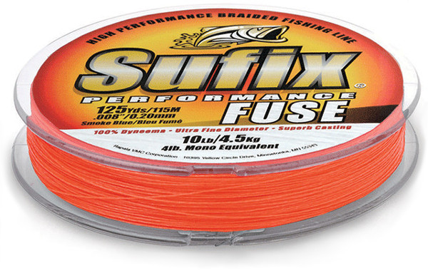 Sufix Performance Fuse Tresse 1500 m (choix entre 4 options)