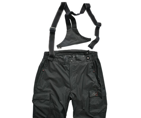 Rusty Hook Erne Exotherm Pantalon Pluie (taille M jusqu'à XXL)