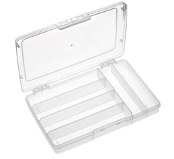 Panaro 191 Boîte de pêche 245 x 165 x 40 mm (choix entre 5 options) - 6 Compartiments