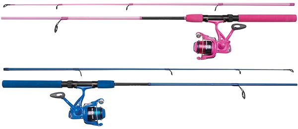 Combo Enfant Kinetic Fishing Spin (2 options)