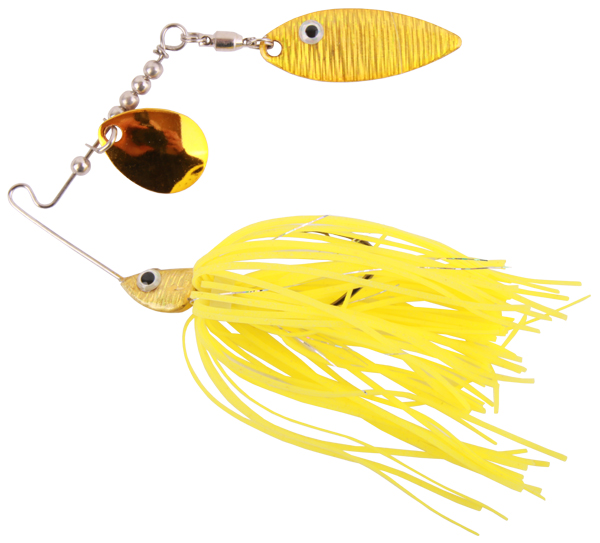 Matzuo Kamikazi Spinnerbait (choix entre 13 options) - Gold