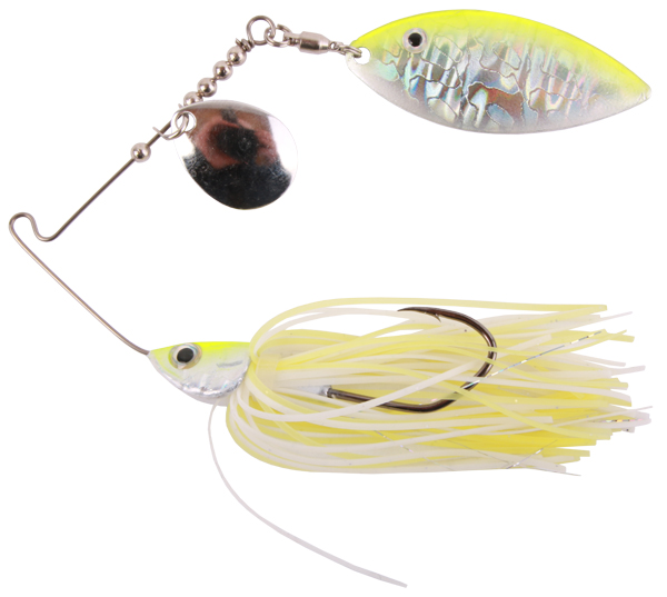 Matzuo Kamikazi Spinnerbait (choix entre 13 options) - WT Char