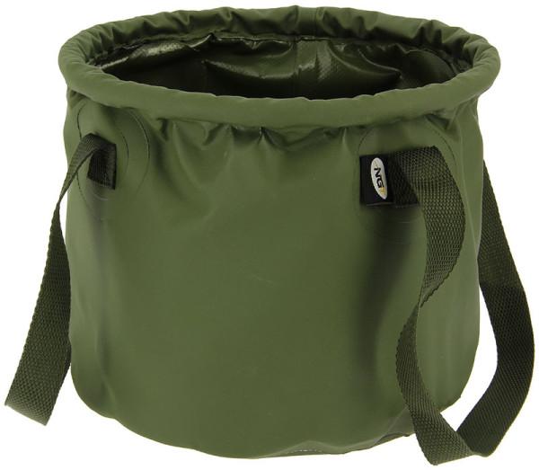 NGT Waterproof PVC Collapsible Water Bucket