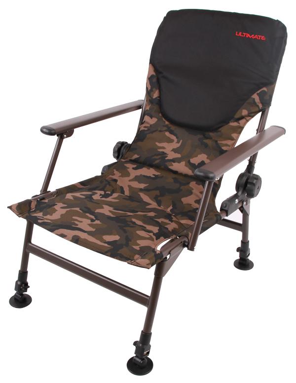 Ultimate Recliner Comfort Chair Camo