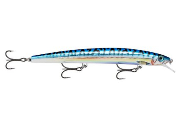Rapala Max Rap (choix entre 15 options) - Live Blue Mackerel