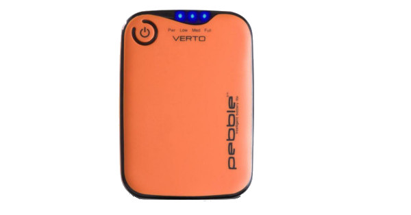 VEHO Verto Powerbank 3700 (disponible en Gris, Orange & Blanc) - Orange