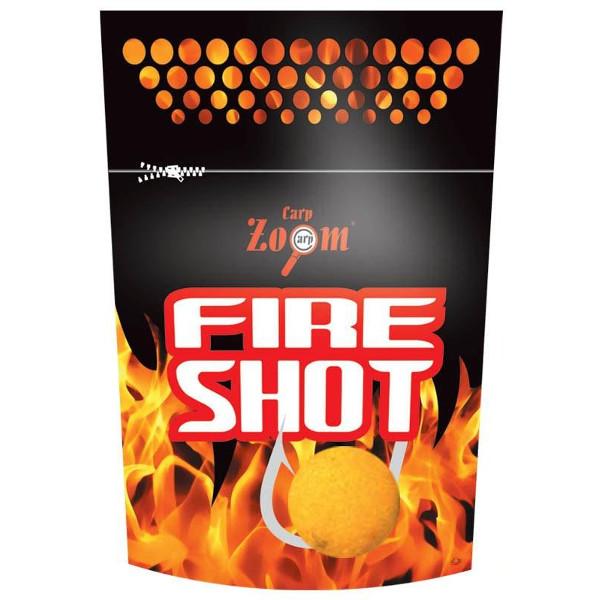 Carp Zoom Fire Shot Bouillettes (choix entre 12 options)