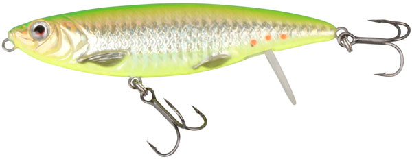 Savage Gear 3D Backlip Herring 10 cm (choix entre 6 options) - Green Flash