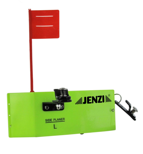 Jenzi Planer Boards (choix entre 4 options) - Jenzi Planer Board Avec Drapeau