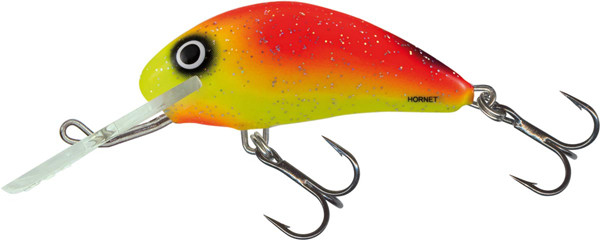 Leurre Salmo Hornet 4cm, couleurs USA! (26 options) - Uv20 Yellow Belly