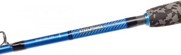 DAM Steelpower Blue Boat 2,40 m (choix entre 3 options)