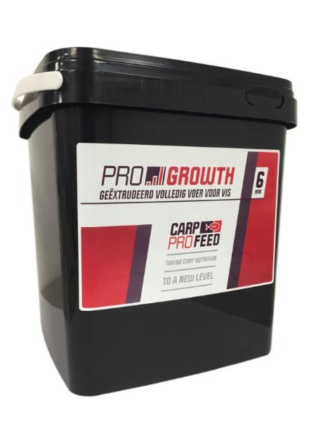 Carp Pro Feed Pellets 6 mm (choix entre 3 options) - Growth