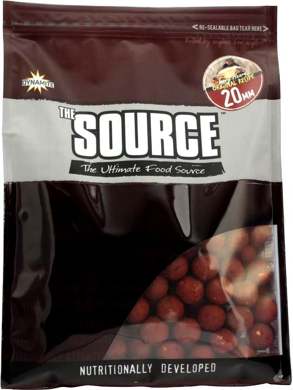 Dynamite Baits The Source Bouillette (choix entre 4 options)