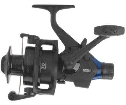 Mitchell Avocet 6500 FS RTE Black/Blue Edition