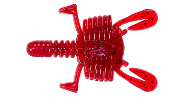 Reins Small Crab, 12 pièces (choix entre 3 couleurs) - #312 - Fish Bled