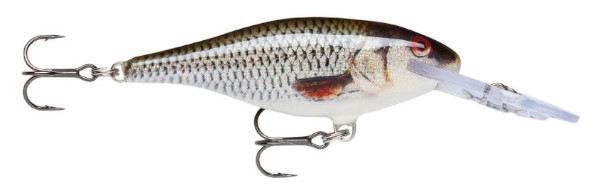 Rapala Shad Rap 07 (choix entre 10 options) - Live Roach