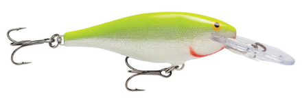 Rapala Shad Rap 07 (choix entre 10 options)