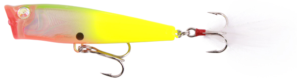 Yo-Zuri Three Dimension Quiet Wave Popper (choix entre 4 options) - BTCL