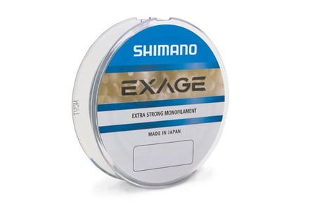 Shimano Exage Nylon 150 m (choix entre 10 options)