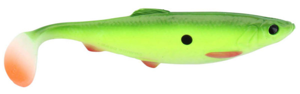 Savage Gear LB Herring Shad (choix entre 8 options) - Fluo Yellow Green