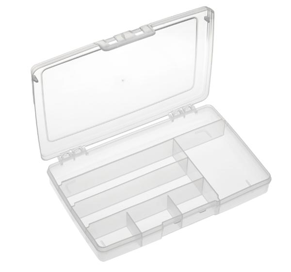 Panaro 191 Boîte de pêche 245 x 165 x 40 mm (choix entre 5 options) - 7 Compartiments