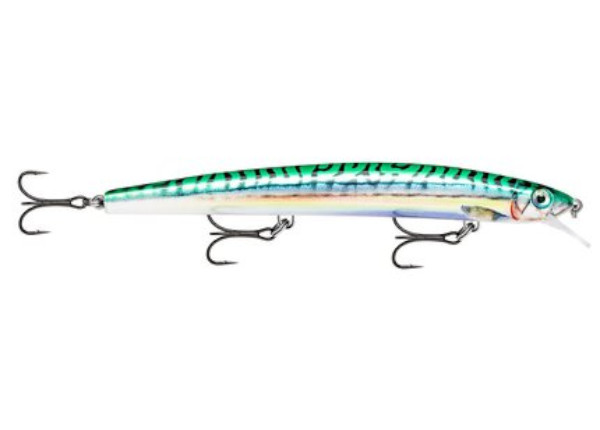 Rapala Max Rap (choix entre 15 options) - Live Green Mackerel