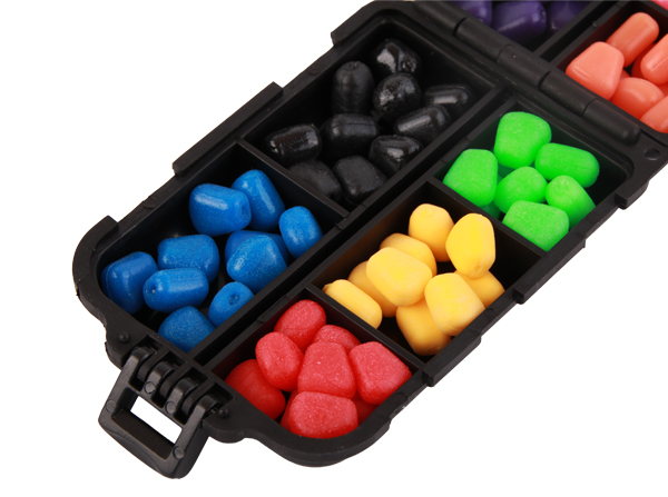 Kit Maïs Multicolore Ultimate Klone Bait, 90 pcs au total!