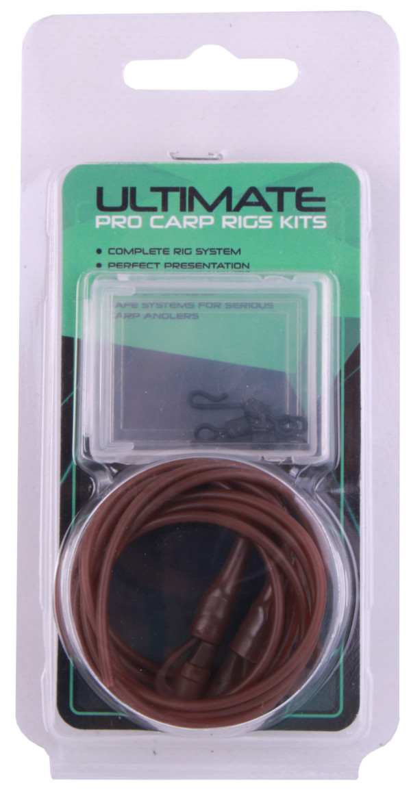 Kit de Sureté Carpe Ultimate (disponible en 2 couleurs) - Brown