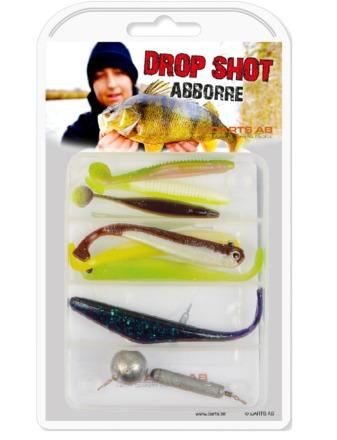 Darts Drop shot-Kit-Perche