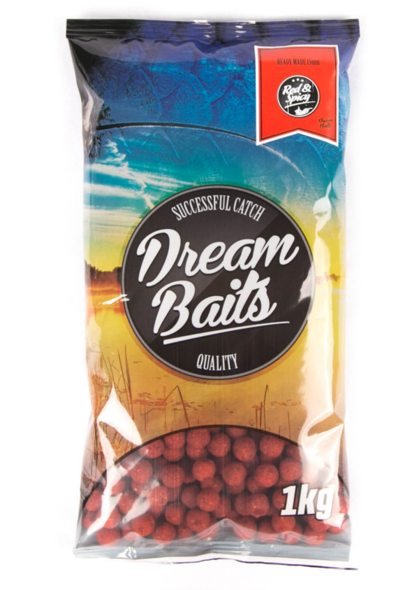 Dreambaits Red&Spicy Readymades (choix entre 3 options)